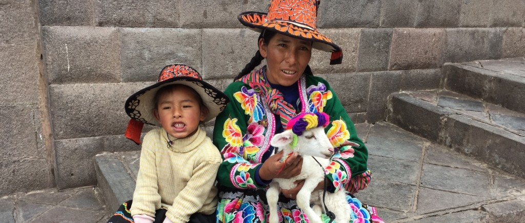 Andean family